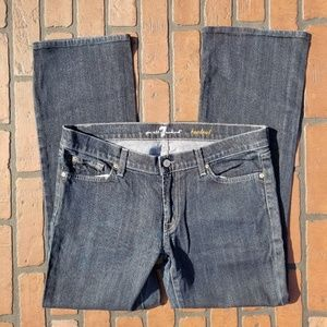 7 FOR ALL MANKIND  Bootcut Jeans (J1-51)